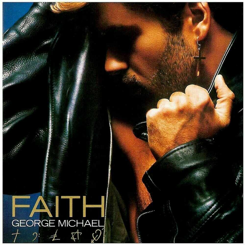 Faith by George Michael Album Cover