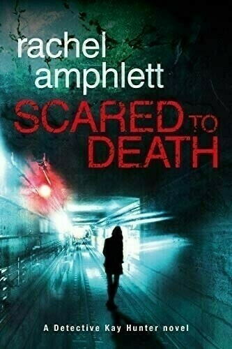 Scared to Death book cover.